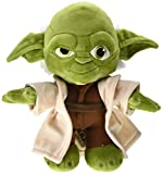 Star Wars 1400617 - Yoda Velboa-Samtplüsch 25 cm in Displaybox