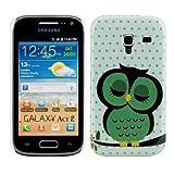 kwmobile Samsung Galaxy Ace 2 i8160 Hülle - Handyhülle für Samsung Galaxy Ace 2 i8160 - Handy Case Cover Schutzhülle
