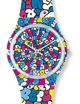 Swatch Unisex-Armbanduhr GE232