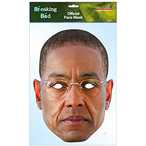 Gustavo Fring Maske Breaking - Breaking Bad Kostüm Party