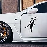 Autocollant Pour Voiture Creative Surf Sports Stickers Voiture Accessoires Car Styling Pour Voiture Fenêtre Autocollant