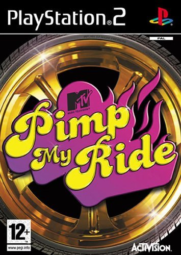 Pimp My Ride (PS2) by ACTIVISION