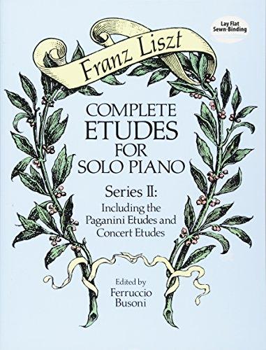 Complete Etudes Series II -For Solo Piano-: Noten, Sammelband für Klavier (Complete Etudes for Solo Piano)