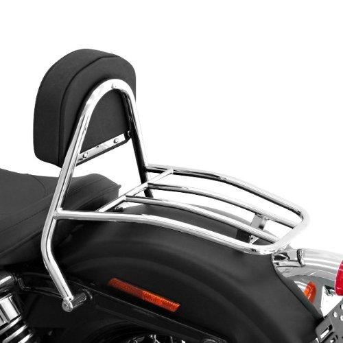 Sissy Bar + Gepäckträger Fehling Harley Davidson Dyna Street Bob (FXDB) 09-17 (Sissybar Street Bob)