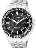 Citizen Herren-Armbanduhr Analog Quarz Edelstahl CB0021-57E