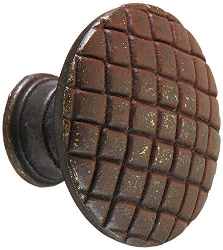 Laurey Cabinet Hardware Knauf mit Kreuzschlitz Modern Weathered Antique Bronze -