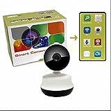 Mini caméra IP de surveillance sans fil, caméra de surveillance, appareil photo/caméra de surveillance avec vision nocturne, caméra de surveillance IR