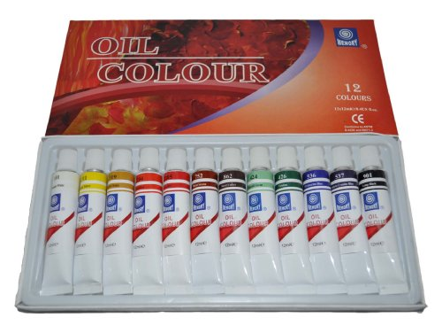 memory-professional-artists-oil-paint-set-12-colours-in-12ml-aluminium-tubes-retail-packed