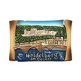 3D Heidelberg Deutschland Kühlschrank Kühlschrankmagnet Tourist Souvenirs Handgemachte Harz Handwerk Magnetische Aufkleber Home Küche Dekoration Reise Geschenk