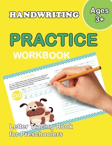 Letter Tracing Book for Preschoolers: Trace Letters Of The Alphabet and Number: Preschool Practice Handwriting Workbook: Pre K, Kindergarten and Kids ... Reading And Writing: Volume 4 (Wipe Clean) por Plant Publishing