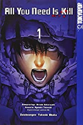 All You Need Is Kill Manga 01 German ed