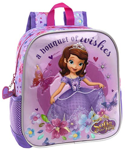 Disney 2412051 Sofia Wishes Mochila Infantil, 5.75 litros,...