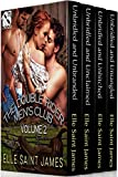 The Double Rider Men's Club Collection, Volume 2 [Box Set 91] (Siren Publishing Menage Amour)