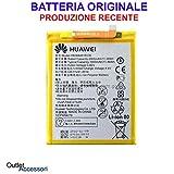 Batterie Pile D'origine Huawei P9hb366481ec W eva-l09L20OEM Interne Bulk...