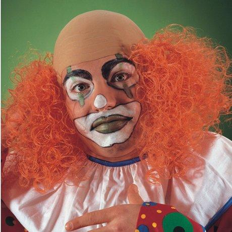 CARNIVAL TOYS S.R.L., Cap Clown Latex fuchsia / lila