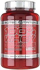 Idea Regalo - Scitec Nutrition 100% Whey Protein Professional Ls, 920 grammi, Cioccolato