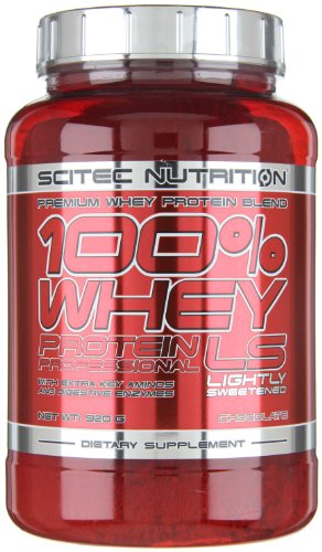 Scitec Nutrition 100% Whey Protein Professional Ls, 920...