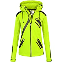 Rock Creek Damen Softshell Jacke Übergangs Jacke D-371
