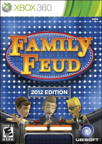 Family Feud 2012 - Xbox 360 by Ubisoft
