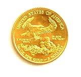 1/10 oz American Eagle Goldmünze Anlagegold Feingoldmünze 916/1000 Feingold Feingewicht 1/10 Unze 3,11g