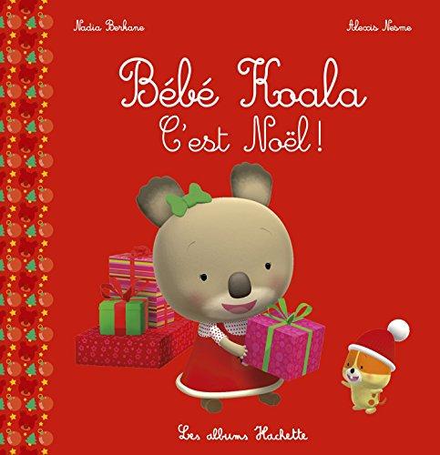 Bébé Koala - C'est Noël par Nadia Berkane