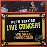 Pete Seeger - Live Concert - Embassy - EMB 31115