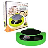 Best As Seen On TV Pet Toys - Kittens Indoor Cats Interactive Toy Catch the Mouse Review