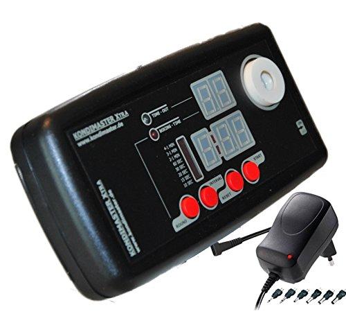 """Intervallzeitgeber """"KondiMaster XTRA plus"""" - Batterie- und Netzbetrieb! Intervalltimer"""