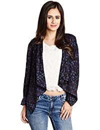 People Women's Rayon Shrug