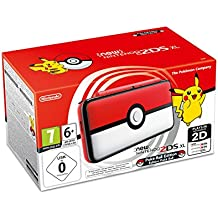 New Nintendo 2DS XL Poké Ball Edition