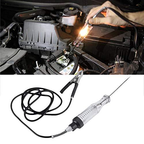 24V pour les Syst/èmes de Basse Tension avec la Lumi/ère dIndicateur Keenso Testeur de Circuit de Tension Sonde Appareil de Contr/ôle 6V Stylo de Test /Électrique