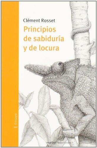 Principios De Sabiduria Y De Locu (Ensayo)