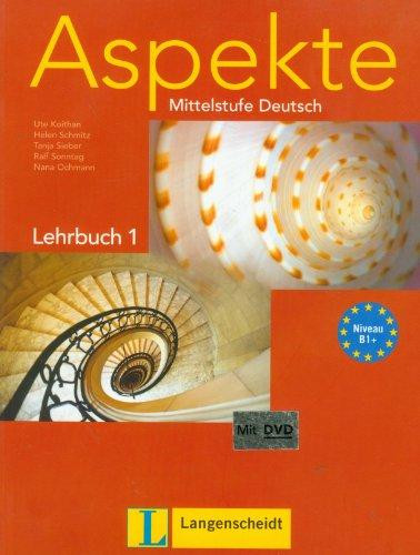 Aspekte. Lehrbuch. Con DVD. Per le Scuole superiori: 1