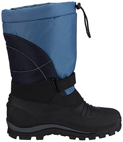 Spirale - Sascha, Stivaletti Unisex – Adulto Blu (Blau (blau 69))