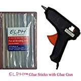 #10: ELPH 11 mm Glue Stick 5 Pieces + 60 Watt Hot Melt Glue Gun