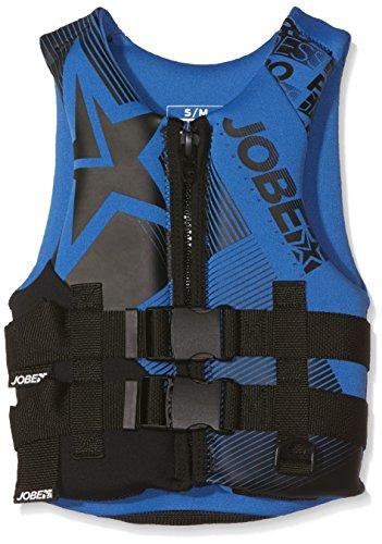 Jobe Jungen Westen Progress Vest, Blau, One size, 244815004PCS.