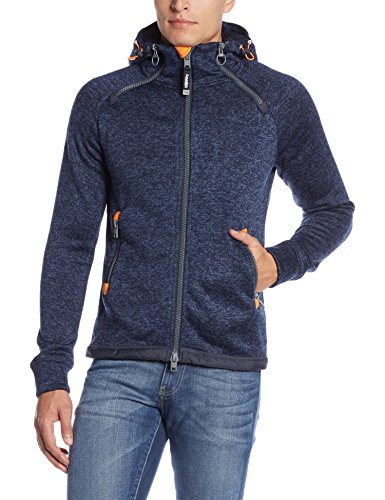 Superdry Storm Double Ziphood, Sweat-Shirt Homme Superdry