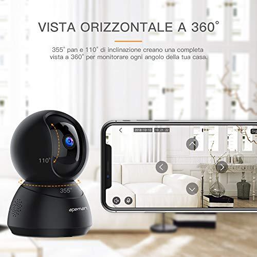 Zoom IMG-1 apeman fhd 1080p telecamera di
