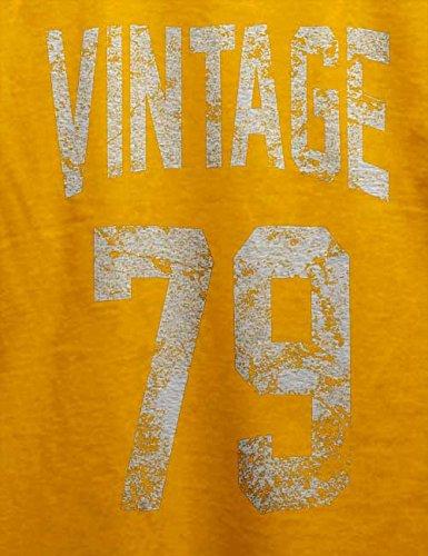 Vintage 1979 T-Shirt Gelb