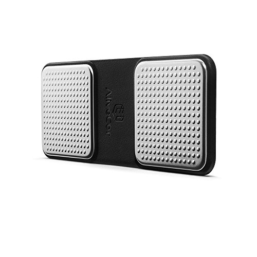 Kardia Mobile by AliveCor - mobiler EKG, 0.6oz (schwarz)