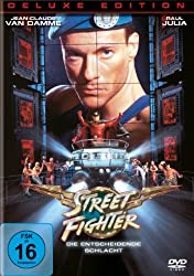 Street Fighter (Deluxe Edition) [Deluxe Edition]