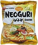 Nong Shim Neoguri Instantnudeln Seafood & Mild Ramyun – Koreanische Seafood Ramen Suppe mild – 20er Vorteilspack à 120g