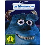 Die Monster AG - Steelbook