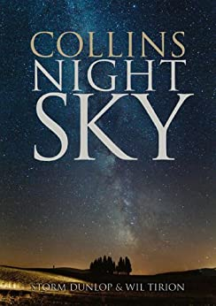 Collins Night Sky by [Dunlop, Storm, Tirion, Wil]