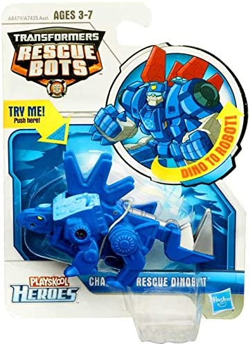 PLAYSKOOL PLAYSKOOL PLAYSKOOL TRANSFORMERS RESCUE BOTS CHASE THE RESCUE DINOBOT FIGURE | Outlet Online