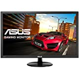 Asus VP247H 61 cm (24 Zoll) Monitor (VGA, DVI, HDMI,1ms Reaktionszeit) schwarz