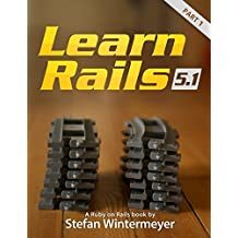 Learn Rails 5.1 (Part 1) (English Edition)