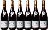 Französischer Wein Côtes du Rhone AOC (6 x 0.75 l)
