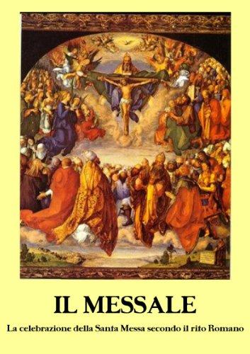 il-messale-romano-italian-edition