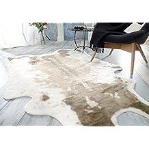 Suchergebnis Auf Amazon De Fur Kuhfell Teppich Imitat